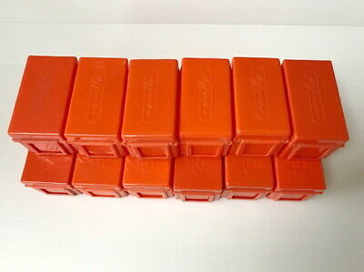 12 x Vintage Agfacolor slide boxes.. in good used condition.