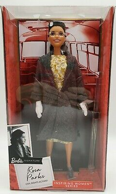 Barbie FXD76 Inspiring Women Series Rosa Parks Doll