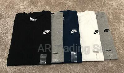 Nike Crew Neck Short Sleeve Sports Top Mens T-Shirt - Clearance SALE