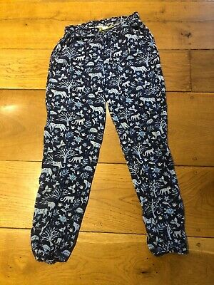 Mini Boden Girls Printed trousers Age 15