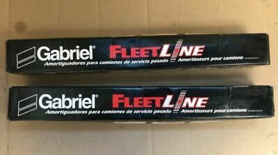 Gabriel 83203 FleetLine Heavy Duty Shock Absorber (set off 2)