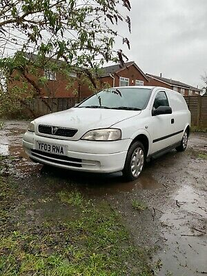Vauxhall Astra Van Spares or Repair