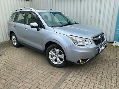 Subaru Forester 2.0TD ( 147ps ) 4X4 2013MY XC