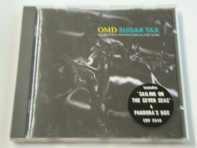 Orchestral Manoeuvres In The Dark - OMD - Sugar Tax CD Album