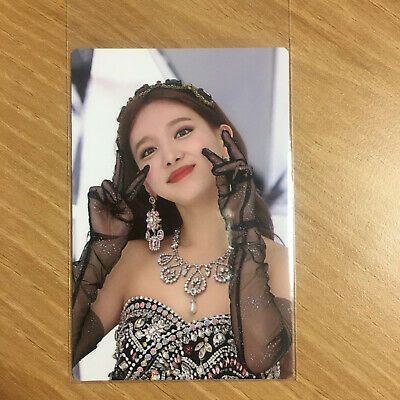[K-POP] TWICE Feel Special Monograph Official Photocard Twice JYP NAYEON