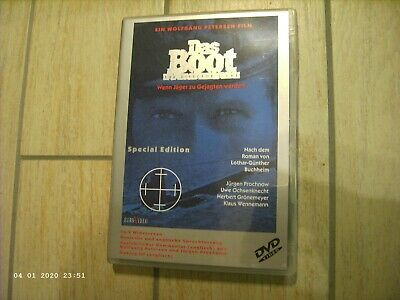 DVD: Das Boot - The Director's Cut (Special Edition) / DVD top