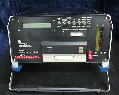Particle Measuring Systems ULPC-1001 Laser Particle Counter