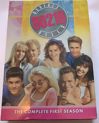 Beverly Hills 90210 - The Complete First Season (DVD, 2006, 6-Disc Set) New