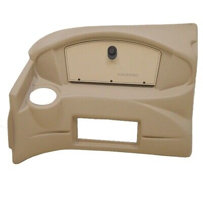 Rinker 180 Tan Plastic Boat Glove Compartment Hatch Box / Panel / Shroud 23227