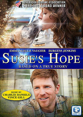Susie's Hope (Dvd) New Factory Sealed