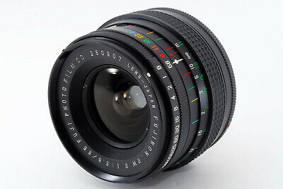 【EXC+++】Fuji Fujinon SW S 65mm f/5.6 Lens for Fujica GL690 GM670 From Japan #508