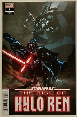 Star Wars Rise of Kylo Ren #3 Stefano Landini 1:25 Variant, NM, Marvel Comics