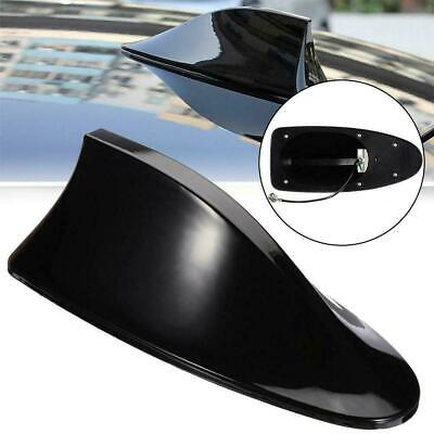 Universal Car Auto Shark Fin Roof Antenna Radio Decorate Aerial Cover Black RM1