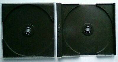 Official Sony Playstation Double Disk 1 One PS1 PSOne PSX Jewel Case Replacement