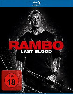 Rambo Last Blood Blu-ray