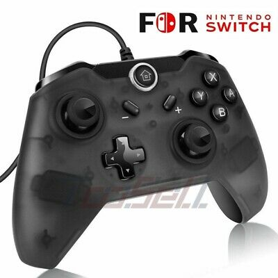 Wired Controller Gamepad Joypad Remote Joystick For Nintendo Switch Console