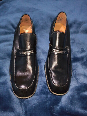 MENS VINTAGE 1970s K SHOES SLIP ON SHOE SIZE 10 VERY GOOD CONDITION CAUSAL LOOK