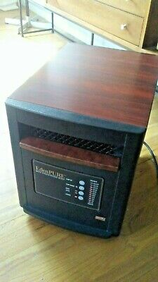EdenPURE GEN4 A4643/RTL Quartz Infrared Portable Heater