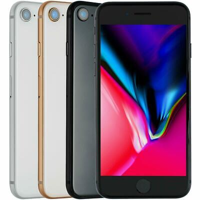 Apple iPhone 8 64GB Smartphone Unlocked 4 Colours A Grades 12m Warranty