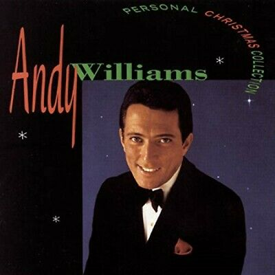 Personal Christmas Collection - Andy Williams - EACH CD $2 BUY AT LEAST 4 1994-0