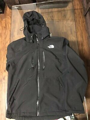 The North Face Mens Hooded Jacket