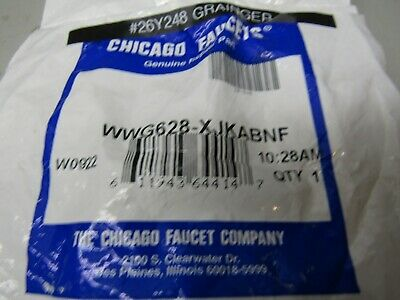 Chicago Faucets WWG628 - XJKABNF