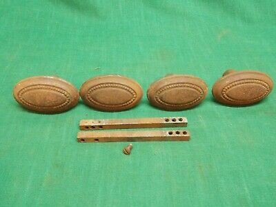 """Grub Screws for Old Door Knob Spindles 3//16 x 1//2/"""" Whitworth Imperial 10 Set"""