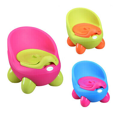 Kids Children Baby Girls Toddler Toilet Training Potty Trainer Seat Chair Safety