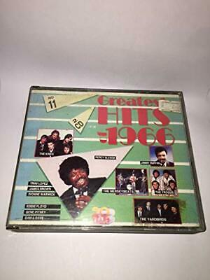 Various - Greatest Hits of 1966 - Various CD RJVG The Cheap Fast Free Post The