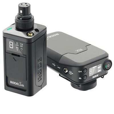RODE RODE LINK NEW SHOOTER KIT Digital Wireless System for News and More