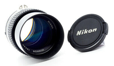 NIKON NIKKOR 105mm f2.5 AIS - 1990 - EXCELLENT!
