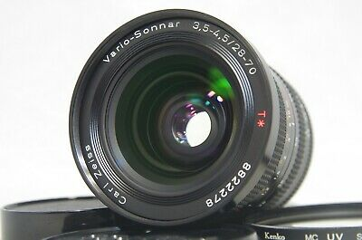 Contax Carl Zeiss Vario-Sonnar 28-70mm f3.5-4.5 T* MF Lens MMJ SN8822278 for C/Y