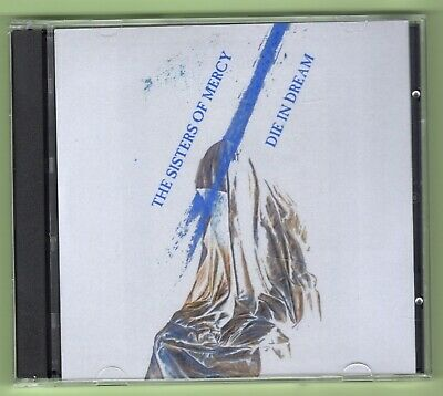 THE SISTERS OF MERCY Die In Dream 2xCD set rare ltd ed goth fields nephilim MINT