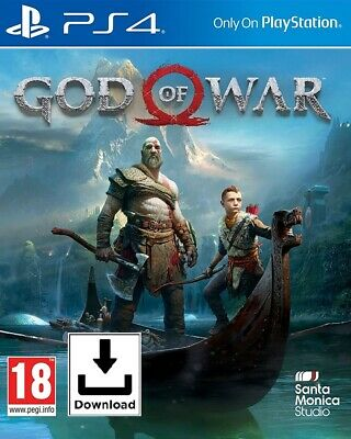 God of War - PS4 📥
