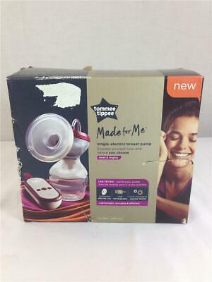 NEW Tommee Tippee Made For Me Single Electric Breast Pump