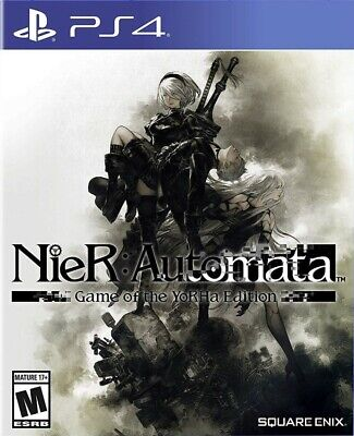 Nier Automata - Game of the YoRHa Edition - PS4 📥