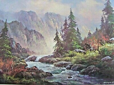 How To Paint Beautiful Landscapes & Seascapes By Anton Gutknecht Walter Foster