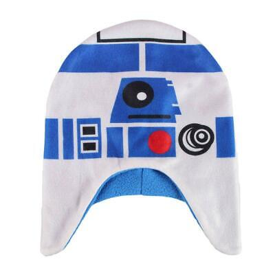 Hat Star Wars R2-D2 R2 D2 R2D2 Robot Droid Plush Beanie Cinema 1
