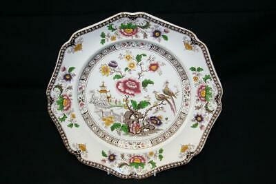Lovely Plate By Read & Clementson, Hanley - Japan Beauty Pattern - circa 1832-39