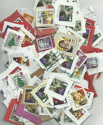 GB previous Christmas stamps all values on paper used (200)