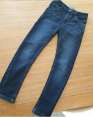 Boys Skinny Jeans Age 9-10 Years