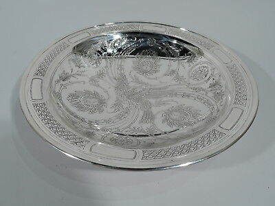 Tiffany Bowl - 18696A - Antique Aesthetic   American Sterling Silver