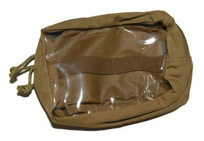 First Spear JBC Coyote Small Tear-Off General Purpose GP Medical Utility Pouch