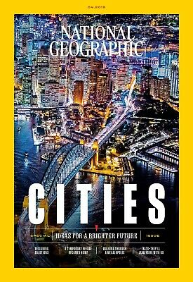 National Geographic CITIES April 2019 Special Issue