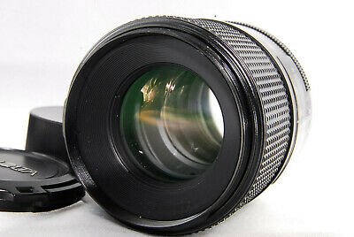 ◉Near Mint◉ Tamron Sp 90Mm F/2.5 Macro Mf Lens For Contax Yashica C/Y Mount