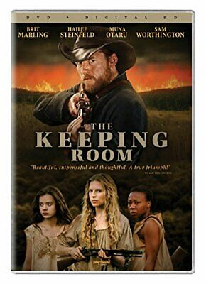 The Keeping Room [Region 1] - DVD  LEVG The Cheap Fast Free Post