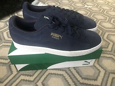 PUMA SUEDE CLASSIC Bboy Fabulous Forest Green Peacoat Us11,5