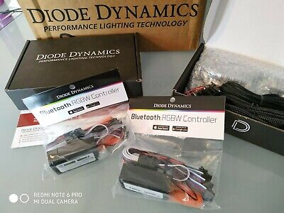 Set complet Diode Dynamics Ford Mustang EU/AU 15-17 led boards & Bluetooth RGBW