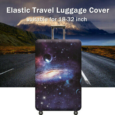 18-32'' Elastic Travel Suitcase Luggage Cover Trolley Dustproof Protector