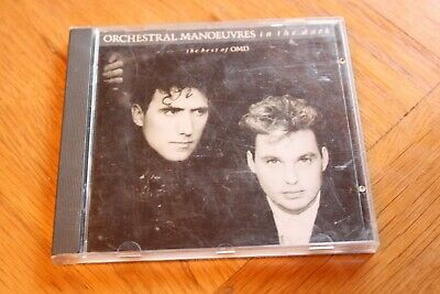 Orchestral Manoeuvres in the Dark - Best of OMD - CD Album